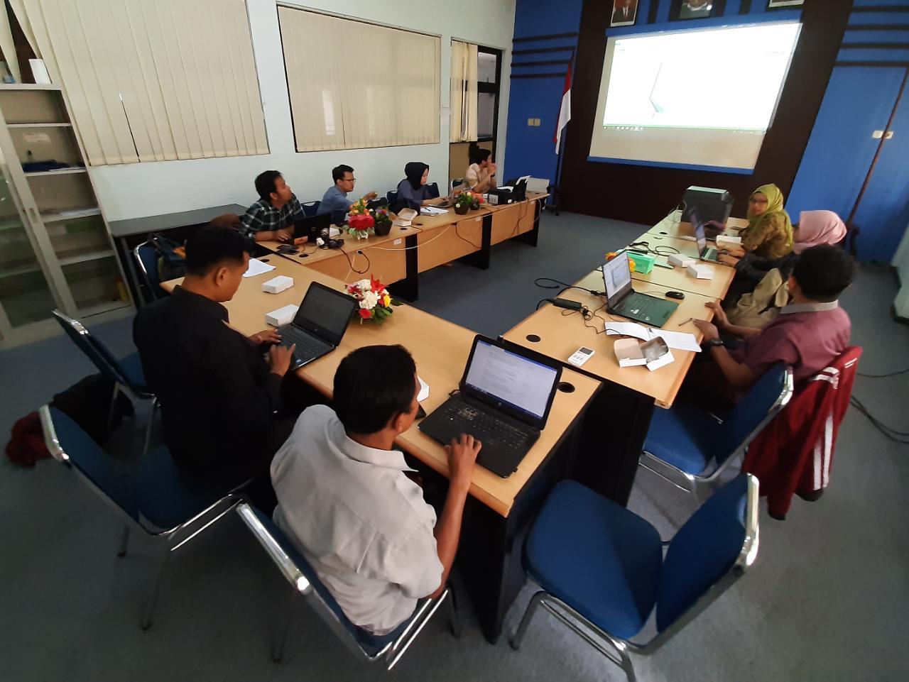 Dewan Dosen Jurusan Teknik Industri gelar evaluasi kurikulum 2015